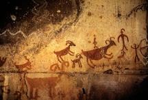 Cave/Rock/Ancient Art / by Karen Becker