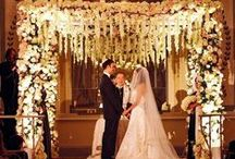 Mandaps, Chuppahs, Altars / Custom designed setups for indoor wedding ceremonies. We make all of our pieces in-house from chuppah, mandap, altar, aisle decor and lighting. We customize pieces, specifically for your event. Feel free to share & let us know your thoughts!