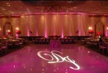Event Dance Floor Design / Whether you're looking for a customized vinyl dance floor cover or an LED light up dance floor, we have the perfect fit for your event. Dancing is always a good idea; weddings, social events & corporate events!
