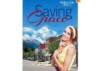 "Saving Grace / This is my inspiration board for my #romanticsuspense novel, ""Saving Grace"" by Lesley Ann McDaniel."