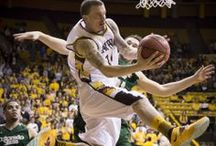 Cowboy Basketball / Hoops! / by Wyoming Cowboys