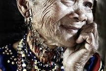 Old Ones / amazing women from around the world