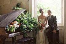 <3 Wedding Inspiration / Beautiful weddings, design, floral art