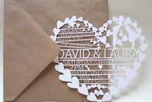 Wedding Invitations\stationary\\Свадебные приглашения и полиграфия / - Wedding Invitations - Stationary, save-the-date - Color trends