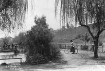 Historic Echo Park / Black and white images of days long past in Echo Park, Los Angeles, CA.