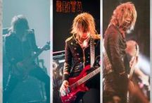 Jrock / Miyavi, Gackt, Alice nine, Mana, The Gazette, ecc....