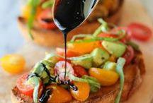 Recipes: Savoury / pescetarian savoury recipe ideas