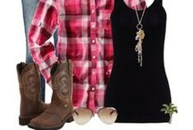 Boots, Chaps, and Cowboy Hats / All the Western Outfit ideas you can find!!  / by Wyoming Cowboys
