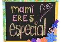 Día de las Madres (10 de mayo) / Regalos para el día de las madres