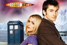 The wonderful David Tennant and doctor who / Ten is my doctor  Rose and the doctor are my otp  / by Emma