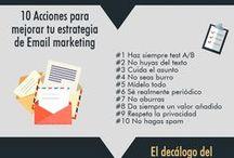 Estrategias de marketing online / Ayuda para  mejorar el uso de las herramientas de marketing que hay en la web.