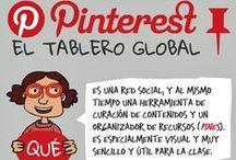 Pinterest / Pinterest es una página web que cumple la función de tablón virtual, a través del cual puedes descubrir, organizar y compartir imágenes y vídeos que por algún motivo te interesan.