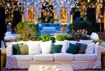 Event Lounge Furniture Rental / We take your event venue from open space to cozy, comfortale