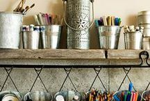 Craft solutions / Lots of great solutions for all my arty clients!