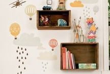 Creative BABY/KIDS stuff / Creative things to do with kids /  Interesting / Educational/Inspiration / Decor