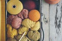~ knitting & sewing