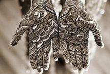 Henna Inspiration/Mehendi / Mehendi, henna, art