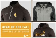 Monthly Top 10 Sellers From gowyo.com / Here are the direct links to our top 10 sellers from each month! / by Wyoming Athletics