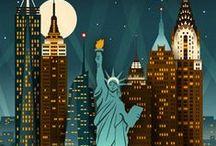 NYC Design Inspiration / NYC Design Inspiration
