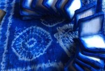 окрашивание ткани / Сибори, Shibori, узелковый батик