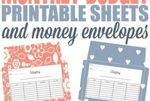 Free Printables / Free Printables planner to keep your life, your business and your money organized.