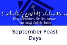 September Feast Days
