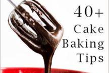 Baking & Food making tips
