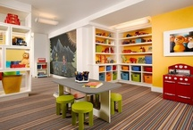 Kid's Room / by Amanda Dorland