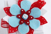 Crafty Flowers / How to make different types of flowers - can do some in fondant for cakes