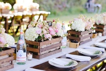 Special Event Decor / by Tracy Burningham