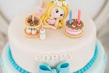 Cake Decorating Children