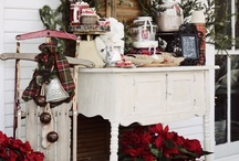 Christmas Decor / by Ingrid Cordak