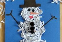 Winter School Ideas / by Martha Lane