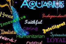 Aquarius / by Barbara Moser