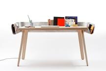 Das muss ins Büro! / Ein buntes Allerlei an Gadgets, Interieur und sonstigem Schnickschnack das in keinem kreativen Office fehlen darf. / by Julian Bossert