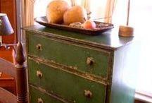 Primitive Furniture / by Anne Nichols