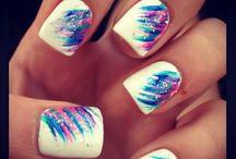 Nail Designs / by Ashley Flieg