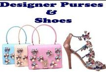 Designer Purses and Shoes / I love to get a great deal on a designer purse or shoes.I find the best wholesale prices at www.designerhandbagspurses.net they have purses & shoes by Gucci, Prada, Fendi, Charlotte Olympia,Coach,Vera Wang, Alice + Olivia, Rachel Zoe,Dolce Vita,Giorgio Armani,Manolo Blahnik,Jimmy Choo, Christian Louboutin,Stuart Weitzman, Stella McCartney,Michael Kors and many more. I hope that you find what you're looking for. Happy Shopping! http://www.designerhandbagspurses.net