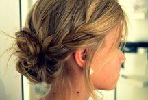 Hair styles / by Ashley Flieg
