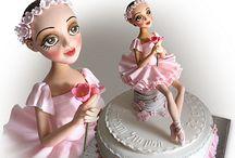 Fondant/gumpaste figures / Tutorials for gumpaste/fondant figures etc for cakes, cupcakes and cookies