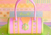 Cake Decorating Handbags