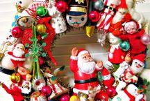 Christmas Wreaths/Door Decor