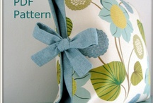 Sewing, Crochet, Knitting and Fabric Ideas / by Julieann