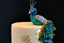 Cake Decorating Bird/Cage