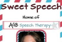 AGB Speech Therapy / Speech tips and products for parents and SLPs from Ashley Bonkofsky, MS, CCC-SLP