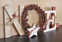 Christmas Jesus/Noel/Joy/Believe......