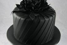 Cake Decorating Black