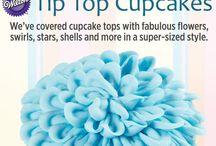 Cupcake Decorating Help