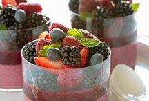 Sweet As Dessert in a Glass