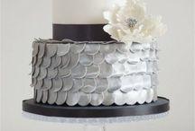 Cake Decor: Silver